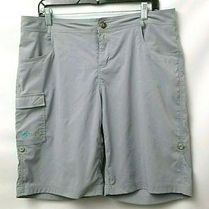 Cloudveil Women's Shorts Grey Sz XL